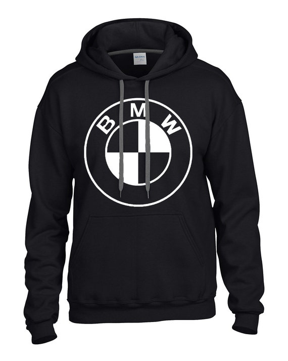 bmw pullover hoodie hooded sweatshirt e46 e90 by. Black Bedroom Furniture Sets. Home Design Ideas