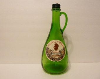 Sangria, Wine Bottle, Circa 1970s, Ricardo Madria, Madria, Modesto, California