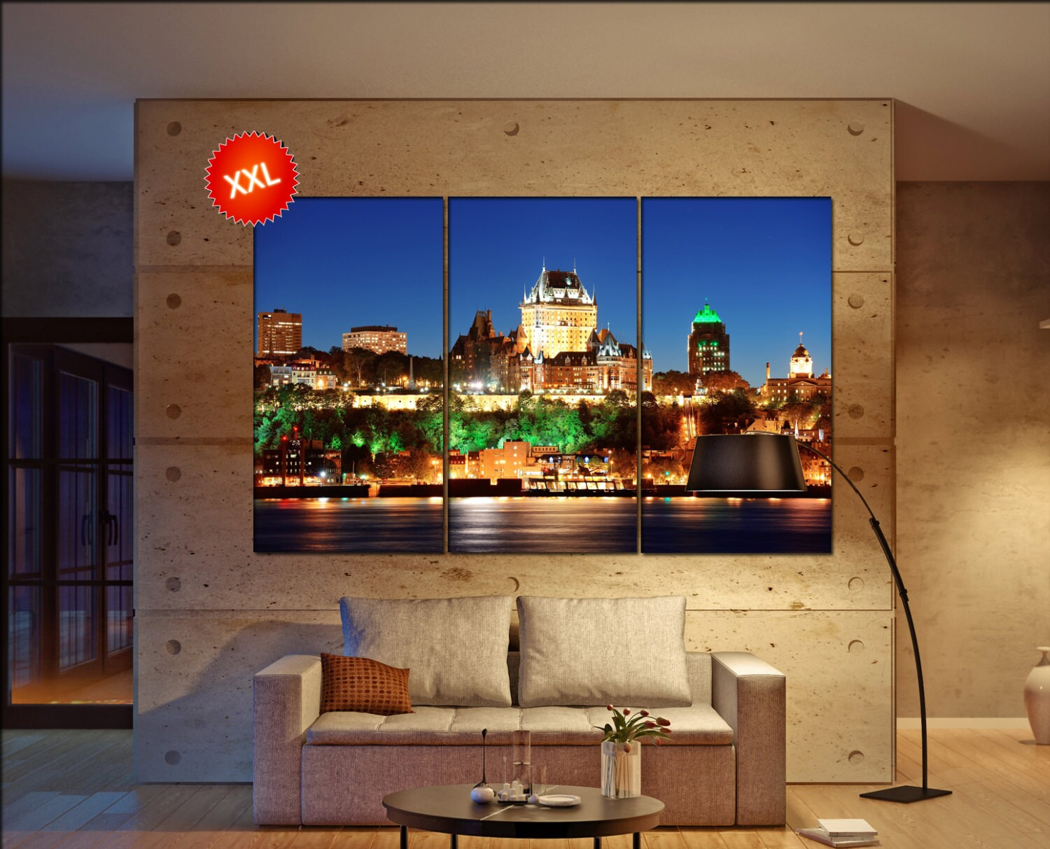 Quebec canvas wall art quebec wall decoration quebec for Decoration quebec