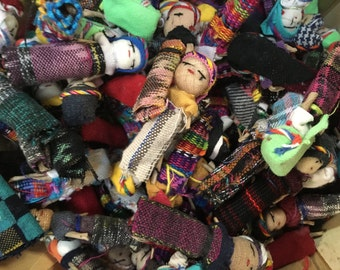 Worry Doll - Guatemalan - Handmade