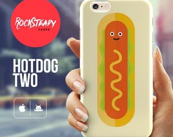 Cartoon Hotdog iphone 6s Plus case, Hot Dog iPhone 6 case, funny  iPhone 6 Plus case, iPhone 5s Case, iPhone 5C case, Samsung galaxy s6 case