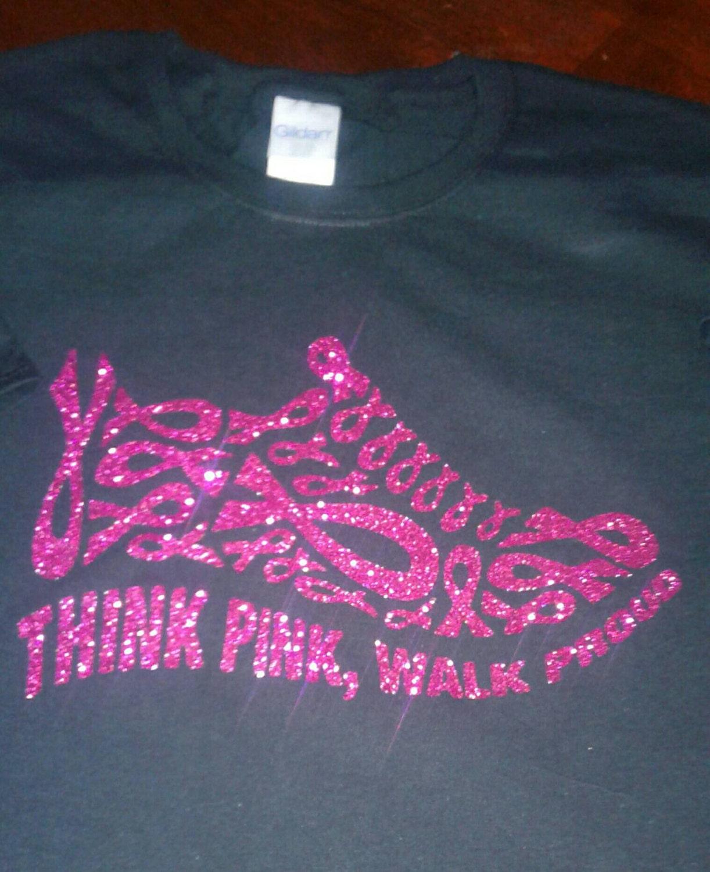 Pinktober breast cancer awareness tshirt awarenesd tshirt i for Breast cancer designs for t shirts