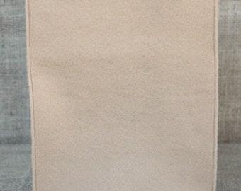 Felt Paper Grocery Bag/Lunch Bag