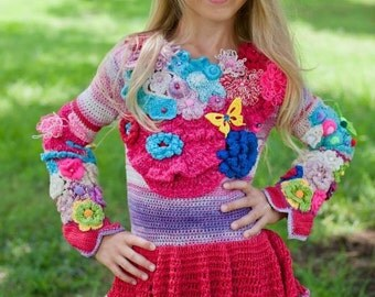 Echo dress by hand, very glad