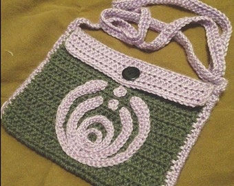Bassnectar Crochet Shoulder Bag
