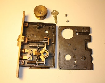 Vintage Corbin Mortise  Door Lock (567)