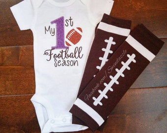 1st football season - first football - football game - first season