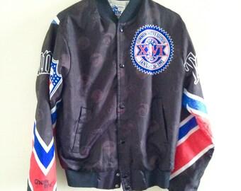 Vintage Chalkline 1992 SuperBowl Jacket