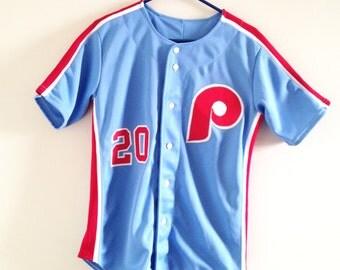 4e5d855a ... Mike Schmidt Philadelphia Phillies Vintage Jersey ...