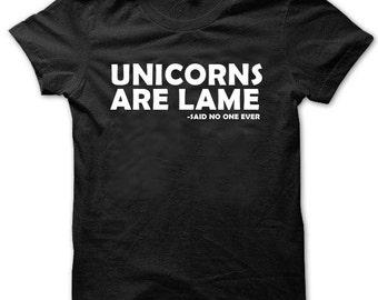 Rad Unicorn Tops, Unocorn T shirt, Unicorn Fashion, Unicorn Tumblr, Unicorns are cool i love unicorns T Shirt T1591