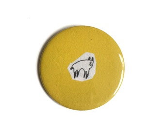 Mr Tiny Badge