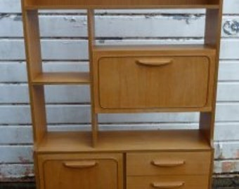 1970's Stateroom Stonehill Furniture Wall Unit