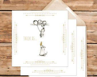 3 Cards Sets - Pick any 3 of our Greeting cards - Make your own set!