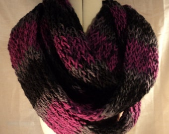 Infinity Scarf - Pink Multi