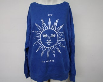 Recycled Le Soleil Sweatshirt