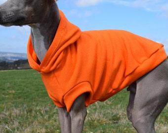 Juice Sleeveless Hoodie for Italian Greyhounds