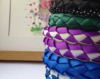 Evie-Mae Handmade Woven Headband