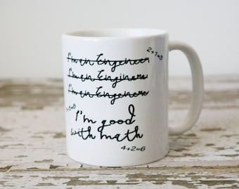 I'm an Engineer Coffee Mug | Engineer Gift | Gift for Husband | Funny Gift | Funny Coffee Mug | Gift for Him | Engineer Mug