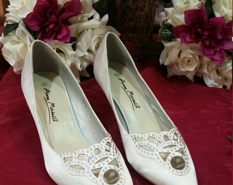 New ladies wedding shoes