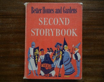 Better Homes and Garden Second Storybook ~ 1952