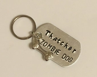 Custom Dog Cat Pet Name Tag