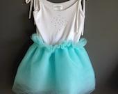 Toddler, girls summer whimsical tutu dress
