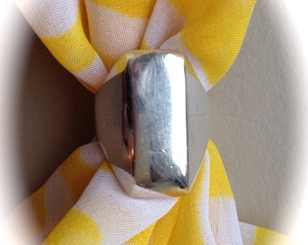 Solid Sterling Silver Ring (Available sizes 6, 7, 7.5)