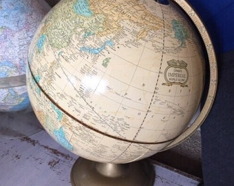 1987 Cram Imperial Globe with Stand