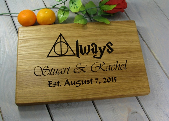 Standard Monetary Wedding Gift: Bridal Shower Gift Wedding Gift Always Harry Potter By