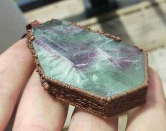 Flourite Electraform piece.