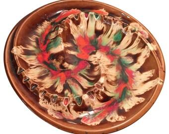 Mid Century Ceramic Ash Tray