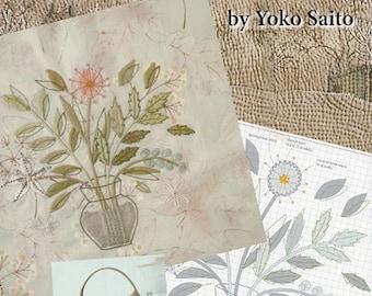 120 Original Embroidery Designs by Yoko Saito