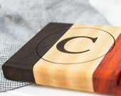 Monogram Wire Cheese Slicer | Choose Your Own Wood Combination!