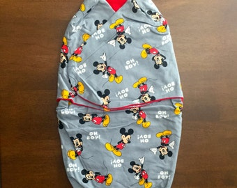 Little Mouseketeer Swaddle (3-6 Months)