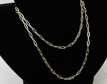 Chain Silver 925 chain Mexico vintage HK191