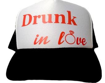 Bachelorette Hat ~ Bachelorette Party Gift ~ Bridal Shower Gift ~ Bridal Gift ~ Bachelorette Party ~ Bride Gift ~ Wedding Shower Gift