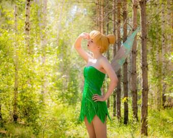 Tinkerbell cosplay dress