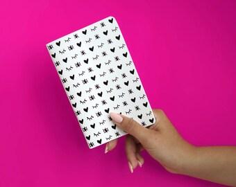 """EYE LOVE YOU – 4x6"""" Notebook"""