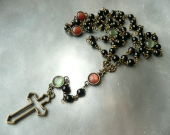 Handcraft Unbreakable Catholic Rosary