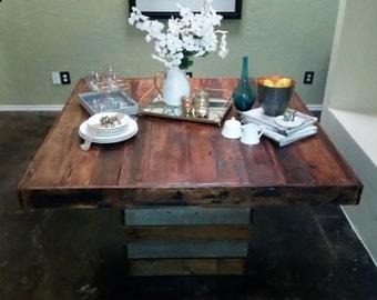 Barn dining table