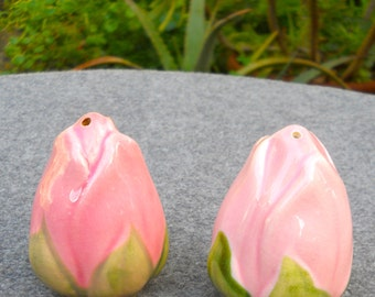 Tulip Salt and Pepper Shakers