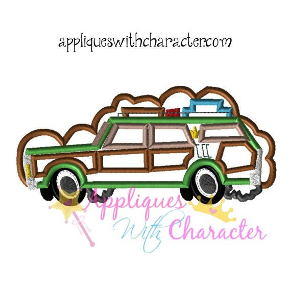 Lampoon s christmas vacation station wagon by