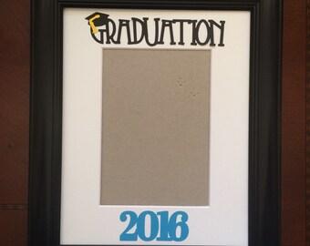 Graduation 2016 picture frame