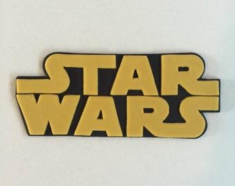 Star Wars Cake Topper-Fondant