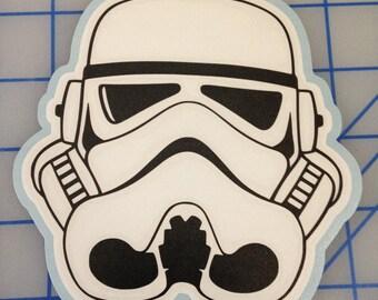 Stormtrooper decal