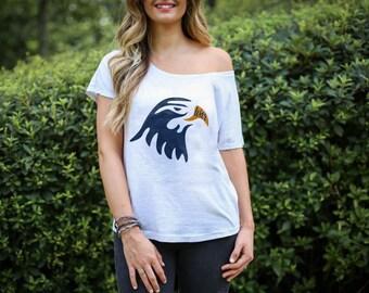 Auburn War Eagle T-Shirt Ladies, Baby, Toddler Sizes