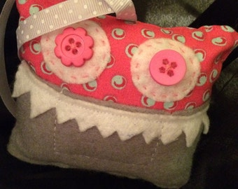 Tooth Monster - Tooth Fairy Pillow 2