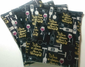 Unpaper Towels  Wine, Cleaning Cloths, Reusable Towels, Paperless Paper Towels, Kitchen Towels, Cloth Napkins, Cleaning Supplies