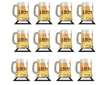 40th Birthday Beer Etsy