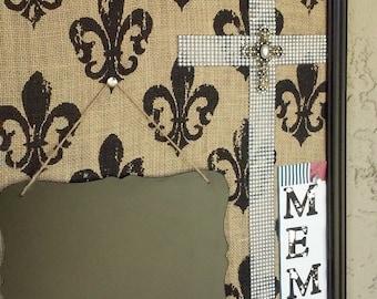 Modern Cross Memo Board